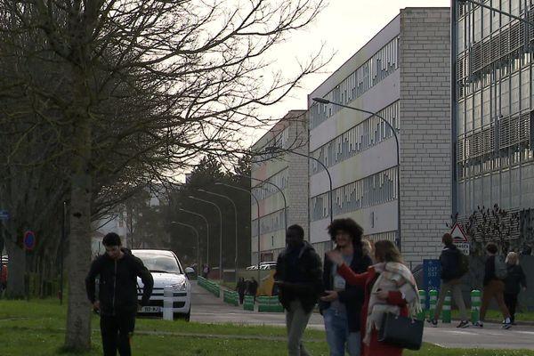 L'université de Poitiers