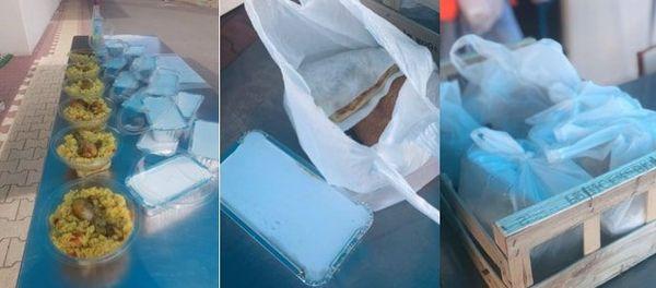 """Préparation des """"iftar box"""""""