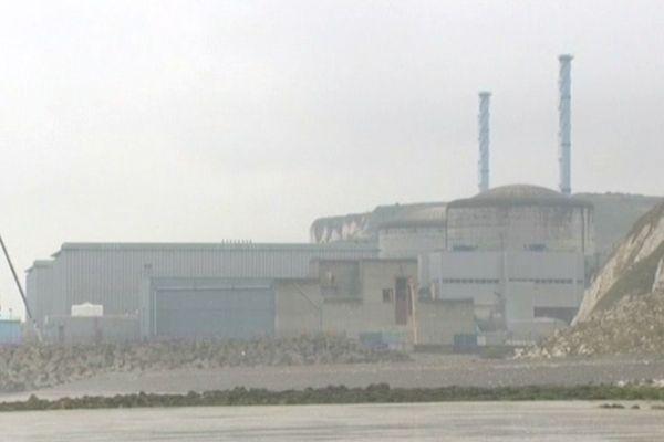 La centrale de Penly, en Seine-Maritime.