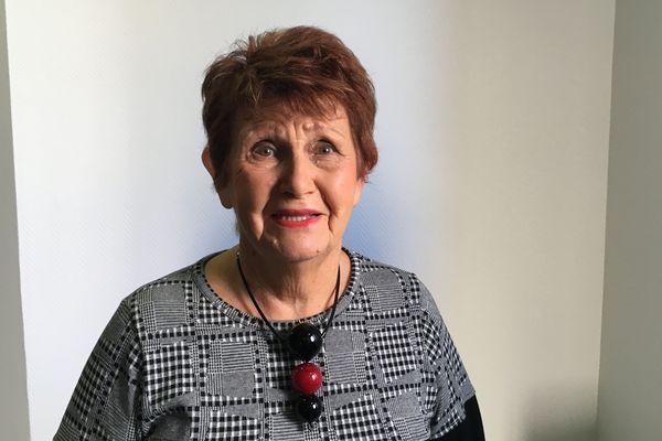 Nicole Rouvet, responsable du Secours Populaire Français dans le Puy-de-Dôme