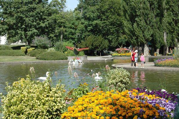 A compter du 17 juillet, le parc Pierre-Montgroux de Cébazat, près de Clermont-Ferrand, sera fermé les samedis après-midis.