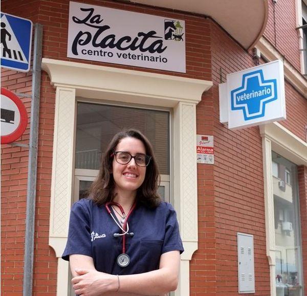 Claire-Marie Delgado est vétérinaire à Linares, dans le sud de l'Espagne.