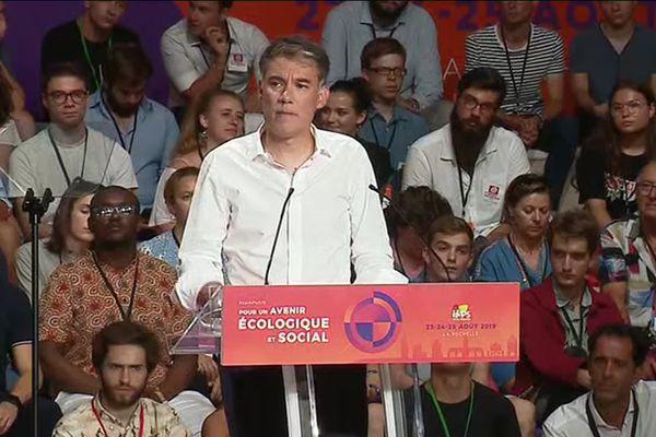 Lors de son discours au Campus 19 de La Rochelle Olivier Faure a appelé au rassemblement de la gauche