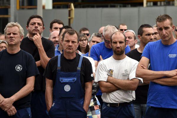 GE doit supprimer 985 emplois à Belfort et Bourogne dans sa division gaz.