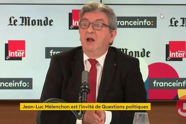 Les propos de Jean-Luc Mélenchon sur France Inter ce dimanche sont qualifiés d'indignes et d'inadmissibles par Jean-Luc Moudenc et Latifa Ibn Ziaten. 6 juin 2021.