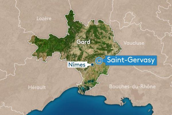 Saint-Gervasy (Gard)