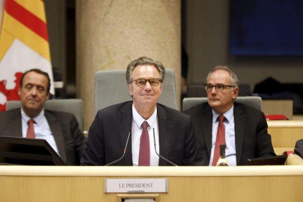 Renaud Muselier (LR), actuel président de la région PACA, sera-t-il reconduit fin juin à la tête de la région ?