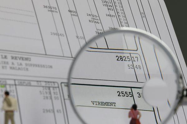 Les salariés reçoivent aujourd'hui leur bulletin de salaire comprenant le prélèvement à la source.