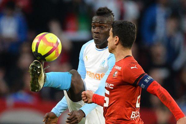 24/02/2019 - Marseille n'a pu faire mieux que nul (1-1) contre Rennes, dimanche pour la 26e journée de Ligue 1.