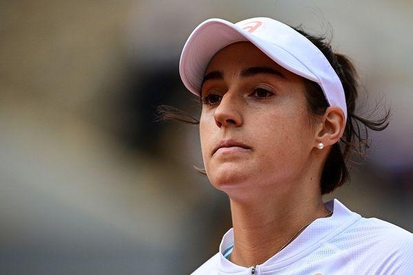 La Lyonnaise Caroline Garcia éliminée en 8e de finale à Roland Garros ce dimanche 4 octobre 2020.
