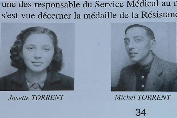 La Catalane Josette Forgues-Torrent a été la plus jeune résistante de France pendant la seconde guerre mondiale