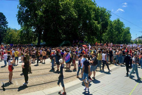 Pas de défilé mais une fête de la visibilité à Nantes pour les mouvements LGBTQ+
