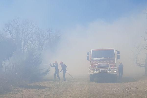 Des incendies provoqués par des écobuages trop nombreux dans le Lot
