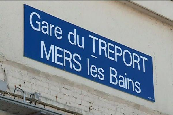 Gare du Tréport