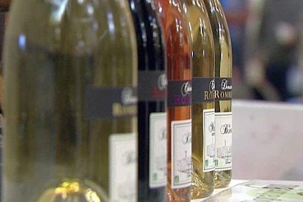 Le vin bio du Languedoc-Roussillon très représenté à Millésime Bio - janvier 2015.