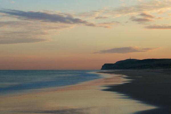 La plage de Wissant classée parmi les plus belles de France
