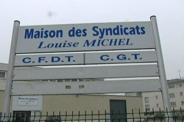Maison des syndicats de Châteauroux