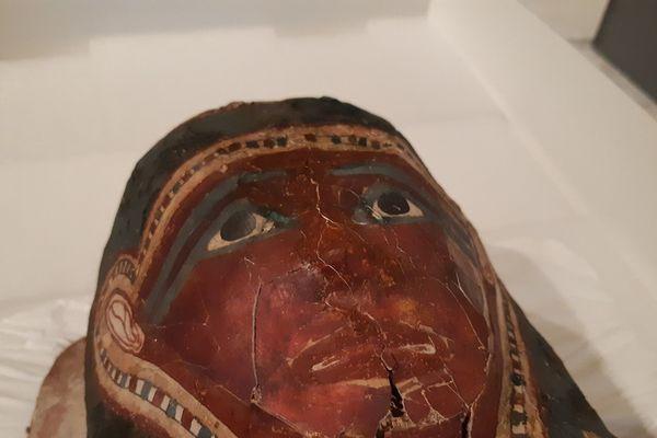 La momie du musée de Guéret.