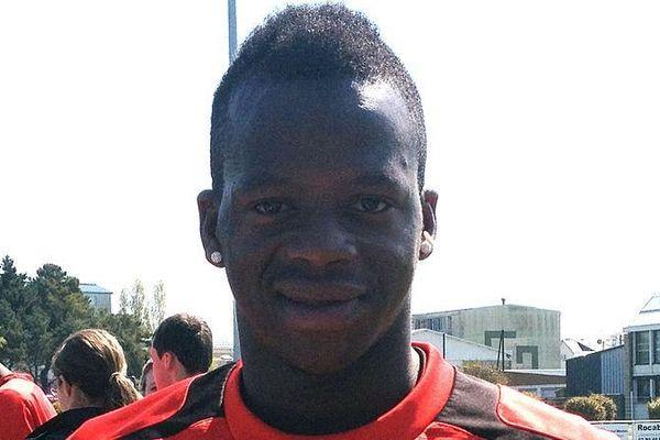 Cheick Fantamady Diarra a été prêté à l'AJ Auxerre pour une saison avec option d'achat