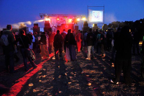 Un rassemblement festif d'une cinquantaine de personnes a été interrompue près d'Épernay