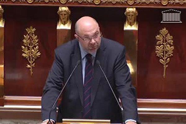 """Stéphane Travert, député de la Manche,  """"rapporte"""" près de 40 000 euros au PS chaque année. S'il est réélu, c'est En Marche! , sa nouvelle étiquette, qui touchera cette somme."""