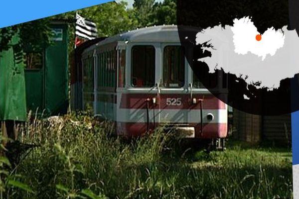 Une trentaine de bénévoles de l'association des Chemins de Fer des Côtes du Nord participent à la restauration de wagons ou locomotives.