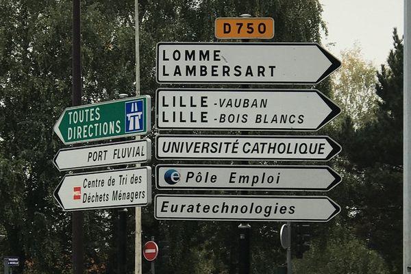"""Un projet qui """"s'inscrit dans un périmètre de réflexions urbanistiques globales menées par Lille Métropole et la ville de Lille, à la fois sur l'évolution du Port de Lille et sur la densification des boulevards Moselle-Lorraine."""", indique Lille Métropole dans l'appel à projet."""