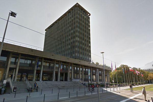 La mairie de Grenoble, photo d'illustration.