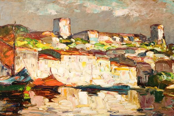 """Le musée de la Castre de Cannes présente l'exposition """"Louis Pastour, le peintre du soleil"""" du 22 mai au 28 juin."""
