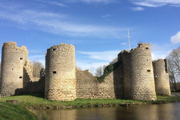 Château de Commequiers (Vendée)