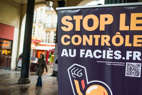 """Le collectif """"Stop le contrôle au faciès"""""""