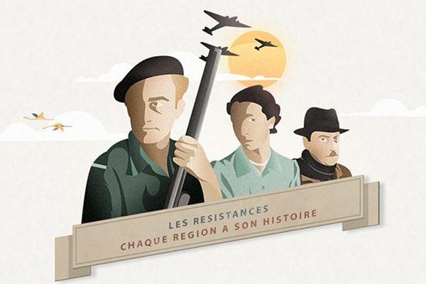 Web-documentaire Les Résistances