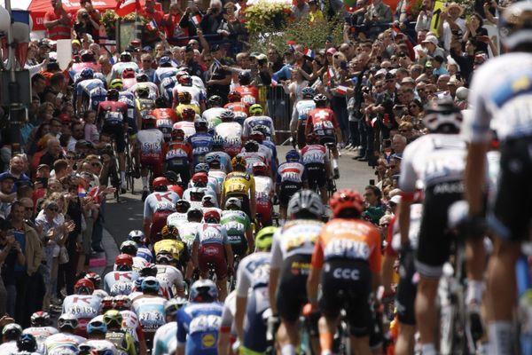 Les cyclistes du Tour de France 2019