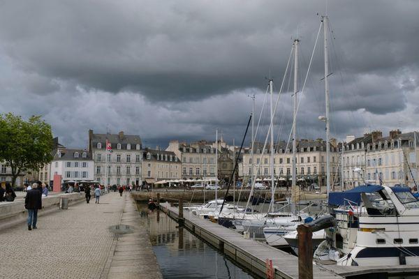 Le port de Vannes où une soirée Projet X a été organisée, rassemblant 250 jeunes