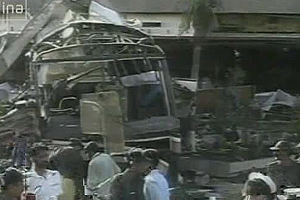 Karachi (Pakistan), 8 mai 2002
