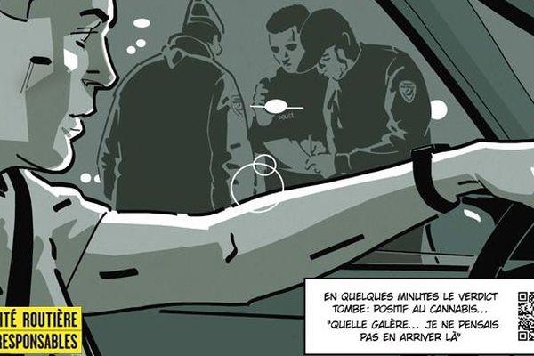 La nouvelle campagne s'appuie sur un film d'animation.