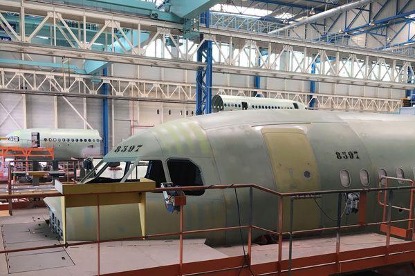 Dans la région, le secteur de l'aéronautique est l'un des plus touchés par la crise économique liée au Covid 19.