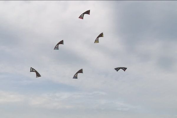 Cerf-volant à Châtelaillon (17)