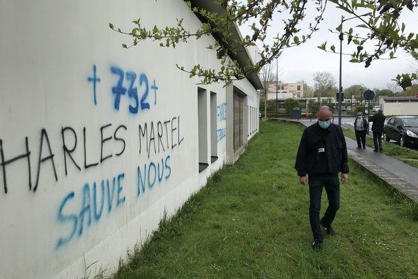 Le centre Avicenne vandalisé