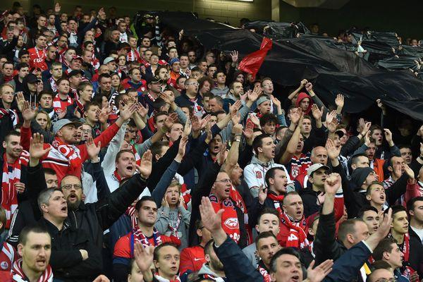 Les recettes billetterie au Stade Pierre-Mauroy ont baissé de 34,4% la saison dernière.