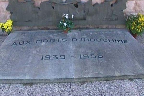 Mémorial des guerres d'Indochine de Fréjus