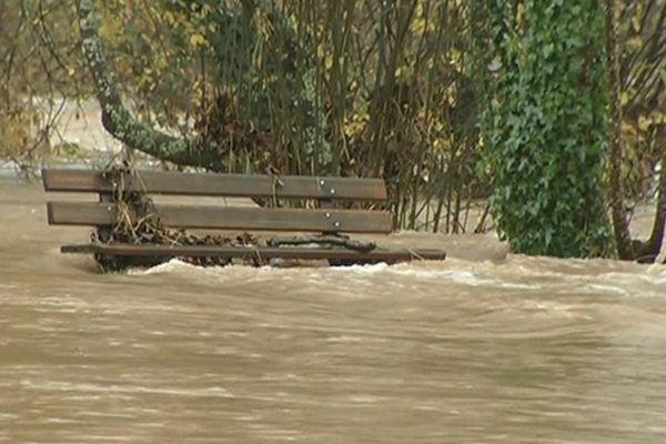 Les inondations à Brest (29)
