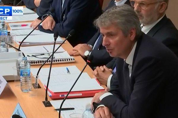 Emmanuel Besnier, le PDG de Lactalis, entendu devant la commission parlementaire le 7 juin 2018