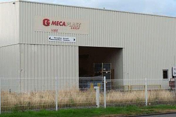 L'usine Mecaplast de Vire