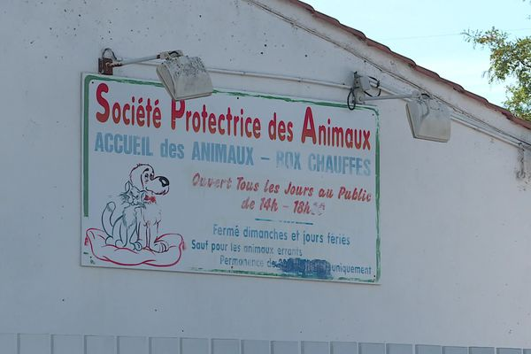 La SPA de Lagord, en Charente-Maritime. La structure est indépendante de l'association nationale de protection des animaux.