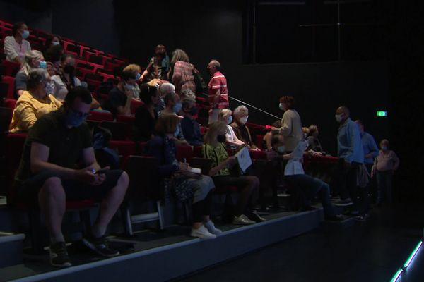 Les spectacles peuvent reprendre, avec le respect de la jauge de 35% (Athénéum Dijon)
