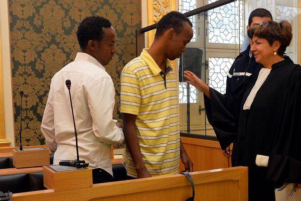 Attaque du Tanit : Les trois pirates somaliens jugés à Rennes