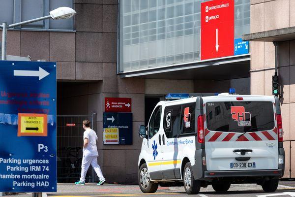 Le centre hospitalier Annecy-Genevois accueille des patients atteints du Covid-19.