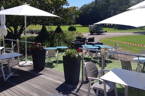 Pour certains restaurants, la terrasse est une chance pour la réouverture et l'accueil des clients