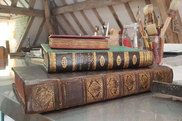 Des ouvrages en attente de restauration